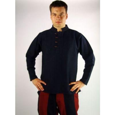 Camisa de algodón pesado