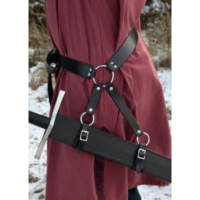 Cinturón portaespada