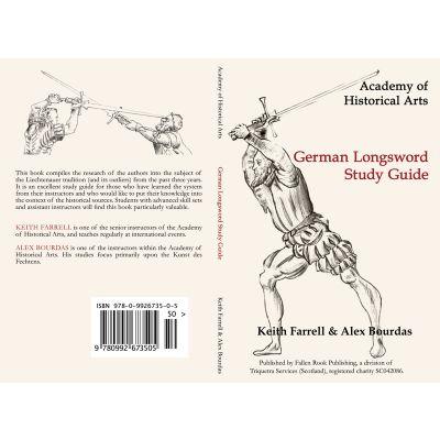 "Libro ""German Longsword Study Guide"""