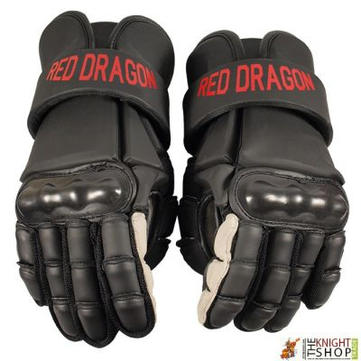 Guantes HEMA mano y media RED DRAGON