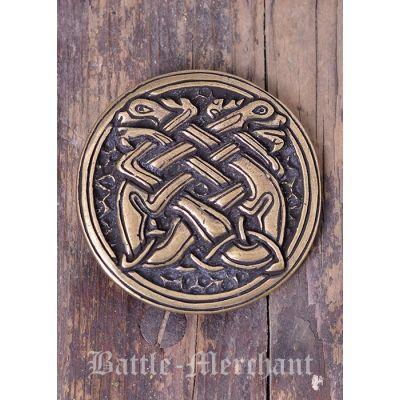 Hebilla de cinturón - Perros celtas