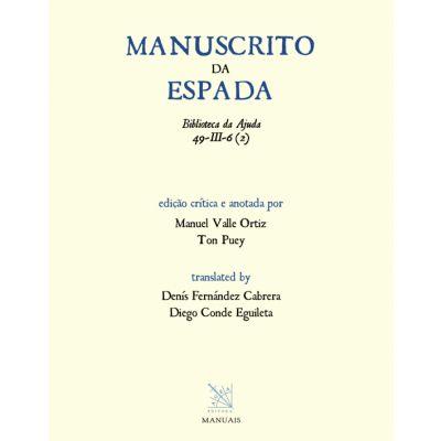 "Libro ""Manuscrito da Espada, Biblioteca da Ajuda 49-III-6"""