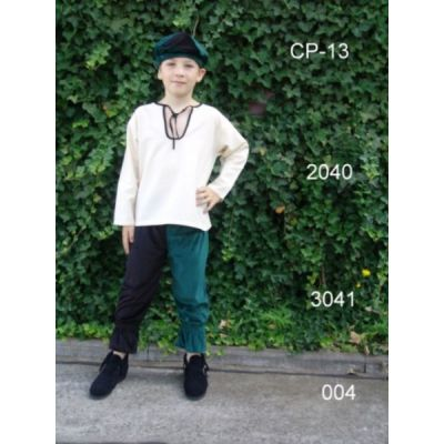 Pantalon infantil de terciopelo