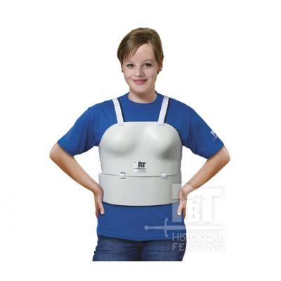 Protector doble de pecho PBT mujer