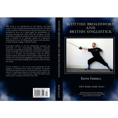 "Libro ""Scottish Broadsword and British Singlestick"""