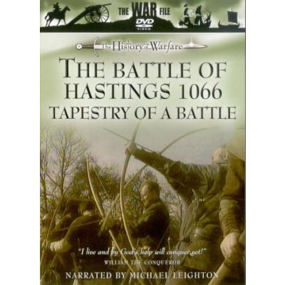 "DVD ""The Battle of Hastings 1066 Tapestry of a Battle"""