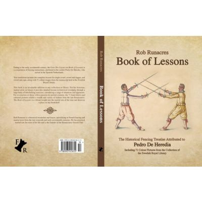 "Libro ""Book of Lessons, Pedro de Heredia"""