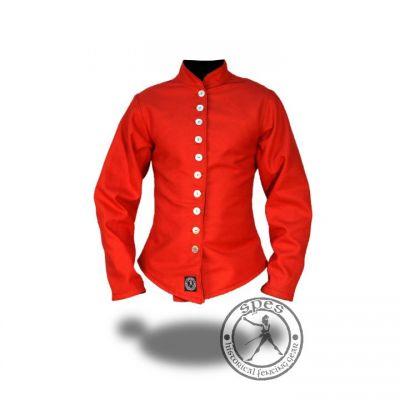 JF fencing jacket 350N Negro M