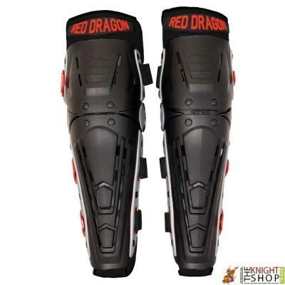 Red Dragon - Protector piernas