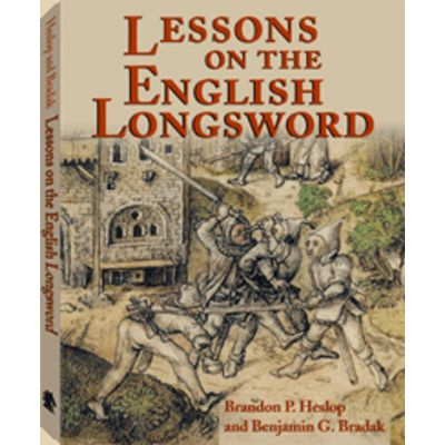 "Libro ""Lessons on the English Longsword"""