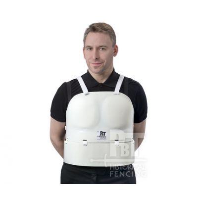 Protector doble de pecho PBT hombre