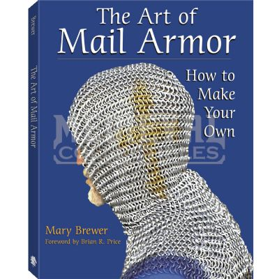 "Libro ""The Art of Mail Armor"""