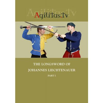 "DVD ""The Longsword of Johannes Liechtenauer"""