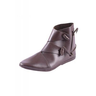 Zapatos Medievales estilo Jorvik